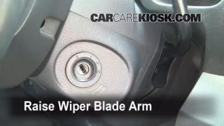 Front Wiper Blade Change Honda Ridgeline (2006-2014)
