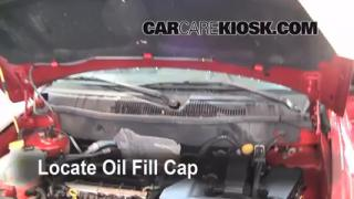 How to Add Oil Jeep Compass (2007-2010)