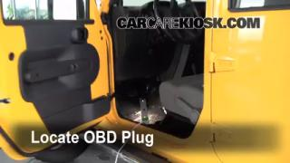 Engine Light Is On: 2007-2014 Jeep Wrangler - What to Do