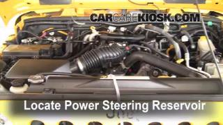 Follow These Steps to Add Power Steering Fluid to a Jeep Wrangler (2007-2016)