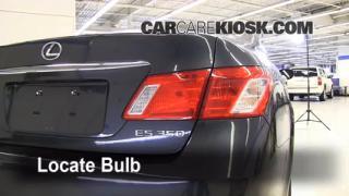 Rear Turn Signal Replacement Lexus ES350 (2007-2012)