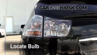 Reverse Light Replacement 2004-2009 Lexus RX350