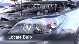 Headlight Change 2004-2009 Mazda 3