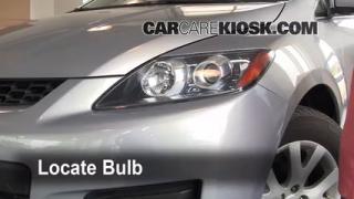 Highbeam (Brights) Change: 2007-2012 Mazda CX-7