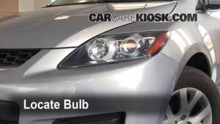 Front Turn Signal Change Mazda CX-7 (2007-2012)