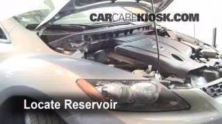 Check Windshield Washer Fluid Mazda CX-7 (2007-2012)