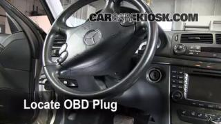 Engine Light Is On: 2003-2009 Mercedes-Benz E350 - What to Do