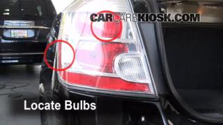 Tail Light Change 2007-2012 Nissan Sentra
