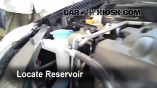 Add Windshield Washer Fluid Nissan Sentra (2007-2012)