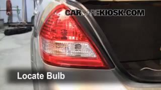 Tail Light Change 2007-2012 Nissan Versa