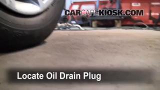 2008 Nissan Versa S 1.8L 4 Cyl. Sedan Oil Change Oil and Oil Filter