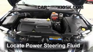 how to add transmission fluid 2006 buick lacross