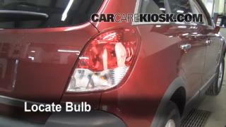 2008 Saturn Vue XE 2.4L 4 Cyl. Lights Brake Light (replace bulb)