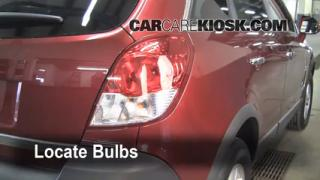 Tail Light Change 2008-2010 Saturn Vue