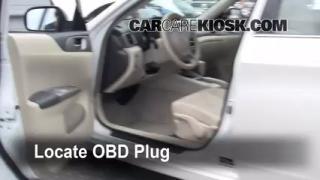 Engine Light Is On: 2008-2014 Subaru Impreza - What to Do