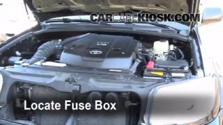 2008 Toyota 4Runner SR5 4.0L V6 Fuse (Engine) Replace
