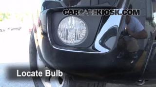 2008 Toyota 4Runner SR5 4.0L V6 Lights Fog Light (replace bulb)