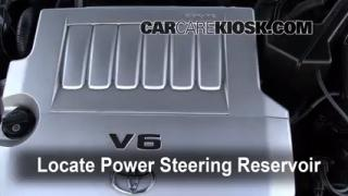 Power Steering Leak Fix: 2005-2012 Toyota Avalon