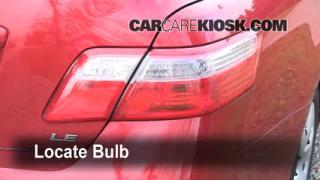 Brake Light Change 2007-2011 Toyota Camry