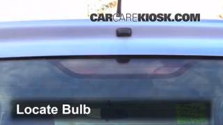 2008 Toyota Matrix XR 1.8L 4 Cyl. Lights Center Brake Light (replace bulb)