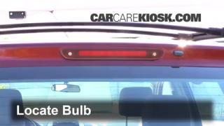 2008 Toyota Sienna CE 3.5L V6 Mini Passenger Van Lights Center Brake Light (replace bulb)