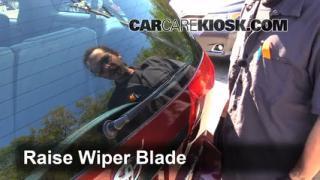 2008 Toyota Sienna CE 3.5L V6 Mini Passenger Van Windshield Wiper Blade (Rear) Replace Wiper Blade