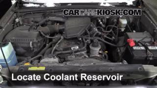 2008 Toyota Tacoma 2.7L 4 Cyl. Extended Cab Pickup (4 Door) Refrigerante (anticongelante) Sellar pérdidas