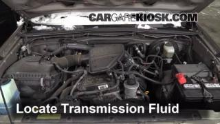 2008 Toyota Tacoma 2.7L 4 Cyl. Extended Cab Pickup (4 Door) Fluid Leaks Transmission Fluid (fix leaks)