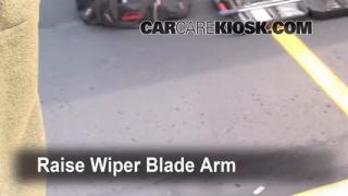 Front Wiper Blade Change Volkswagen Beetle (2006-2010)