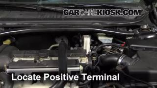 How to Jumpstart a 2001-2007 Volvo V70