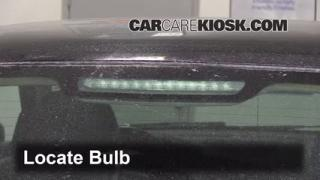 2008 Volvo S60 2.5T 2.5L 5 Cyl. Turbo Lights Center Brake Light (replace bulb)