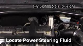 Follow These Steps to Add Power Steering Fluid to a Volvo V70 (2001-2007)