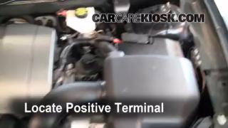How to Jumpstart a 2003-2014 Volvo XC90