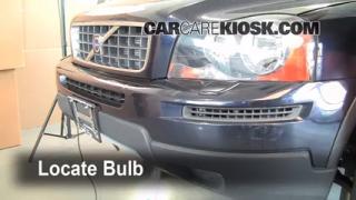 2008 Volvo XC90 3.2 3.2L 6 Cyl. Lights Headlight (replace bulb)