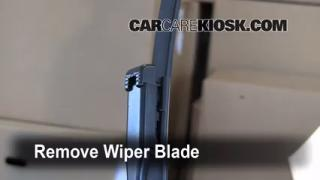 Front Wiper Blade Change Volvo XC90 (2003-2014)