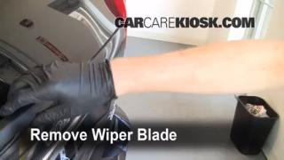 Rear Wiper Blade Change Volvo XC90 (2003-2014)
