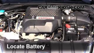 2009 Acura RDX 2.3L 4 Cyl. Turbo Batería Encendido de puente