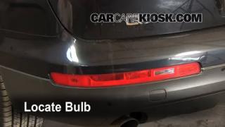 Reverse Light Replacement 2007-2014 Audi Q7