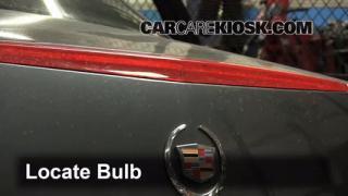 Third Brake Light Bulb Change Cadillac DTS (2006-2011)