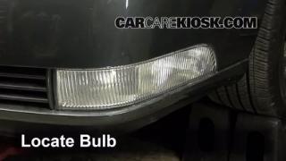 2009 Cadillac DTS Platinum 4.6L V8 Lights Fog Light (replace bulb)