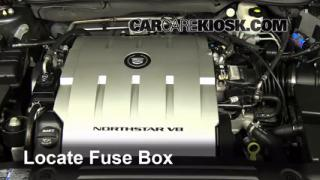 Battery Replacement 2006 2011 Cadillac DTS 2006