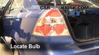 Reverse Light Replacement 2004-2011 Chevrolet Aveo