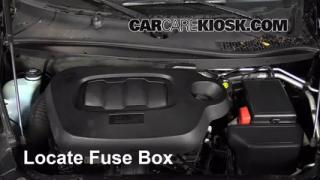 interior fuse box location chevrolet hhr  replace a fuse 2006 2011 chevrolet hhr
