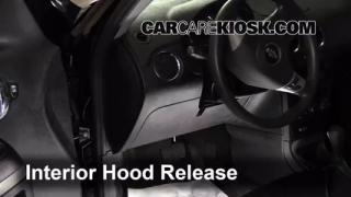 Open Hood How To 2006-2011 Chevrolet HHR