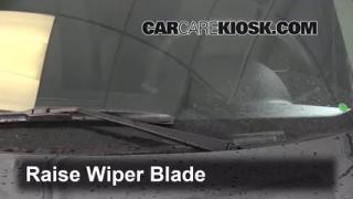 2009 Chevrolet HHR LS 2.2L 4 Cyl. FlexFuel Windshield Wiper Blade (Front) Replace Wiper Blades