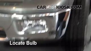 2009 Dodge Ram 1500 SLT 5.7L V8 Crew Cab Pickup (4 Door) Lights Fog Light (replace bulb)
