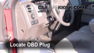 2009 Ford F-150 XLT 5.4L V8 FlexFuel Crew Cab Pickup (4 Door) Check Engine Light Diagnose