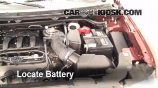 replace a fuse 2009 2016 ford flex 2009 ford flex sel 3 5l v6 how to jumpstart a 2009 2016 ford flex