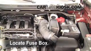 2009 Ford Flex SEL 3.5L V6%2FFuse Engine Part 1 interior fuse box location 2008 2009 ford taurus x 2008 ford 2008 ford taurus x fuse box diagram at eliteediting.co