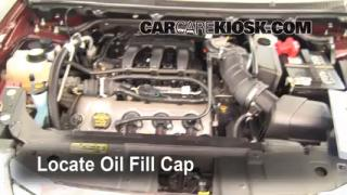 follow these steps to add power steering fluid to a ford flex how to add oil ford flex 2009 2016